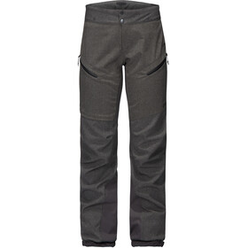 PYUA Spur Softshell Pants Women grey melange